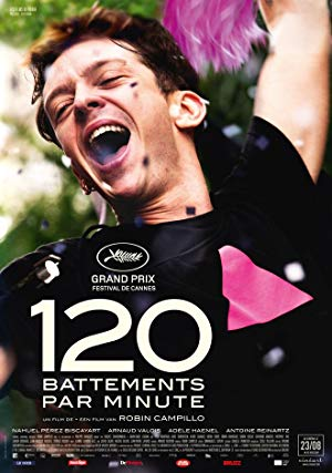 120 battements par minute 2017 2
