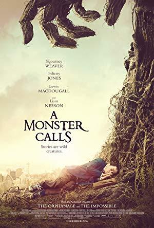 A Monster Calls 2016 2
