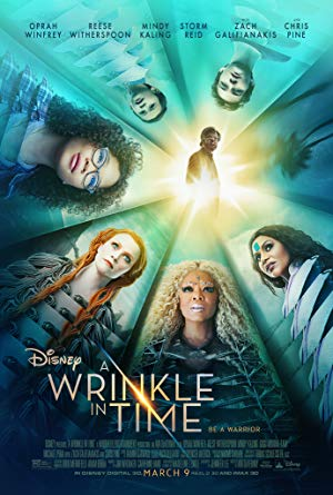 A Wrinkle in Time 2018 2