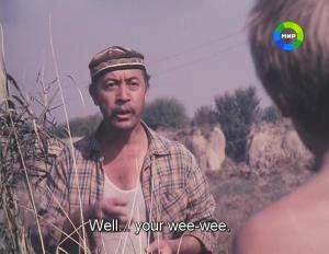 Abdulladzhan, ili posvyashchaetsya Stivenu Spilbergu 1991 with English Subtitles 7