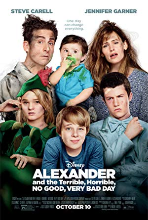 Alexander and the Terrible, Horrible, No Good, Very Bad Day 2014 2