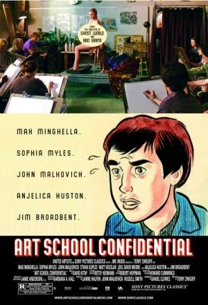 Art School Confidential 2006 2
