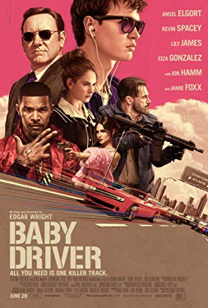 Baby Driver 2017 2