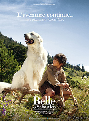 Belle et Sébastien, l'aventure continue 2015 with English Subtitles 2