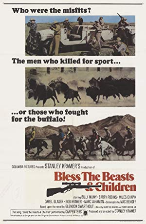 Bless the Beasts and Children 1971 2