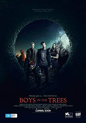 Boys in the Trees 2016 2