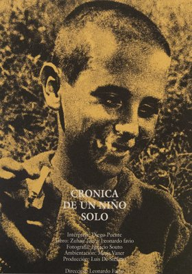 Chronicle Of A Boy Alone 1965 with English Subtitles 2