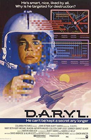 D.A.R.Y.L. 1985 2