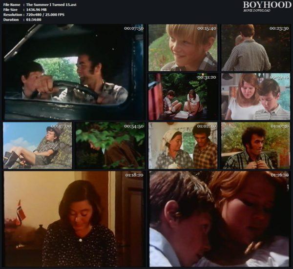 Den sommeren jeg fylte 15 – 1976 with English Subtitles 13