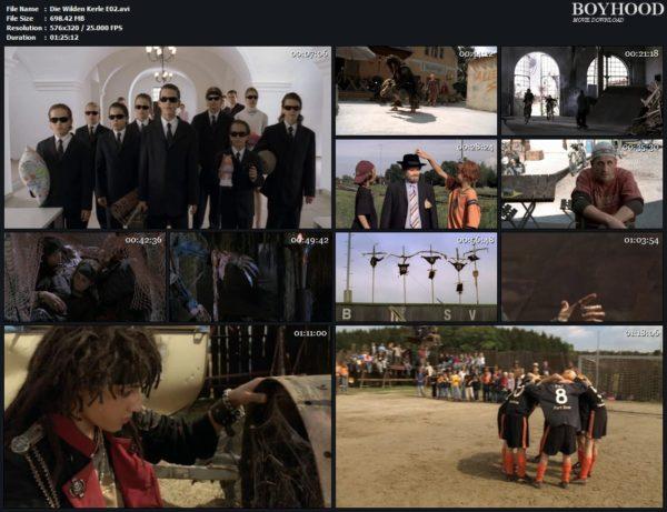 Die Wilden Kerle 2 – 2005 11