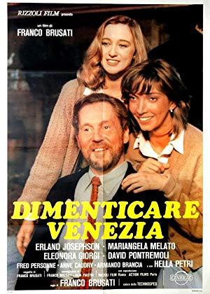 Dimenticare Venezia 1979 with English Subtitles - DVDBay