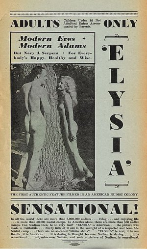 Elysia – Valley of the Nude 1933 2