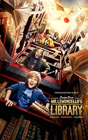 Escape from Mr. Lemoncello's Library 2017 2