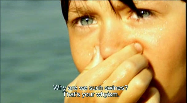 Expulsion from Paradise 2001 with English Subtitles