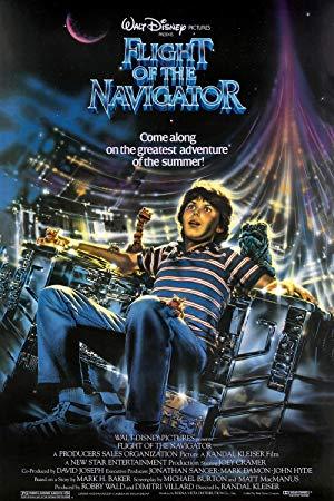 Flight of the Navigator 1986 2