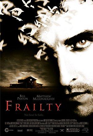 Frailty 2001 2