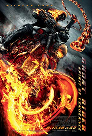 Ghost Rider: Spirit of Vengeance 2011 2