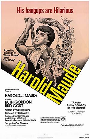 Harold and Maude 1971 2