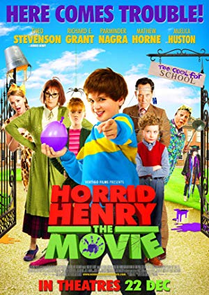 Horrid Henry: The Movie 2011 2