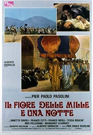 Il fiore delle mille e una notte (Arabian Nights) 1974 2