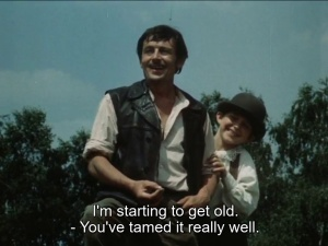Jumping Over Puddles Again 1970 with English Subtitles 3