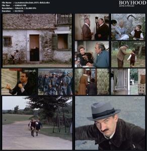 La maison des bois 1971 with English Subtitles 11