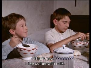 La maison des bois 1971 with English Subtitles 4