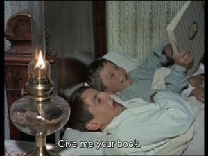 La maison des bois 1971 with English Subtitles 7