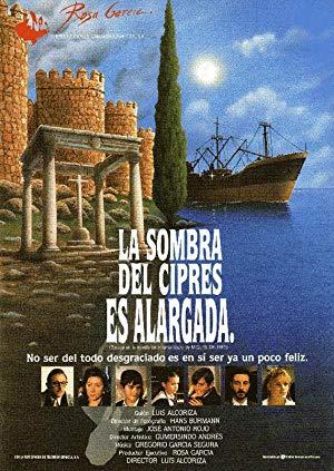 La sombra del ciprés es alargada 1990 with English Subtitles 2