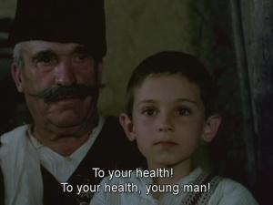 Lachenite obuvki na neznayniya voin 1979 with English Subtitles 8