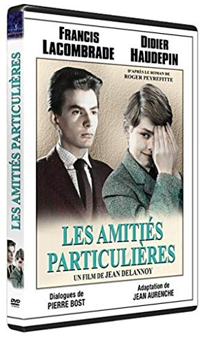 Les amities particulieres 1964 with English Subtitles 2