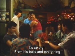Macho Dancer 1988 with English Subtitles 4
