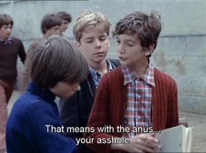 Mes petites amoureuses 1974 with English Subtitles 4