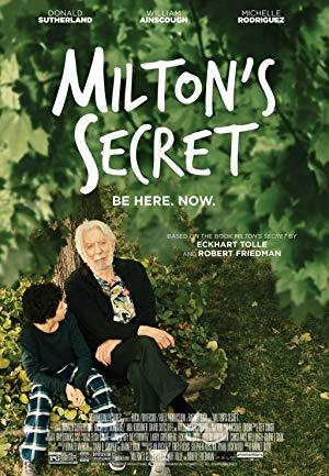 Milton's Secret 2016 2