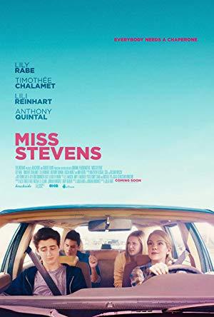 Miss Stevens 2016 2