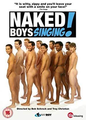 Naked Boys Singing! 2007 2
