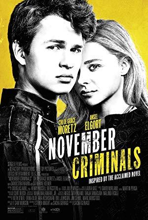 November Criminals 2017 2