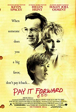 Pay It Forward 2000 2