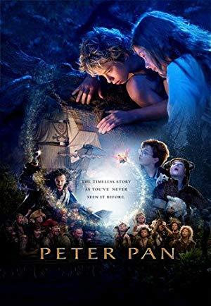 Peter Pan 2003 2