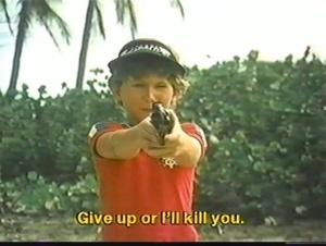 Playa prohibida 1985 with English Subtitles 11