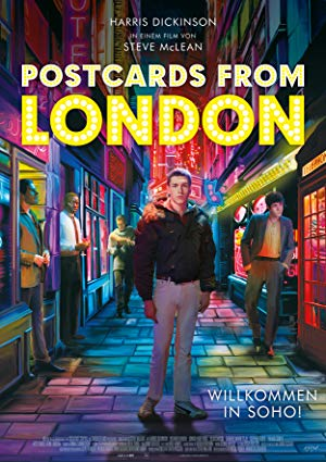 Postcards from London 2018 2