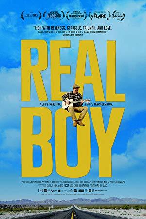 Real Boy 2016 2