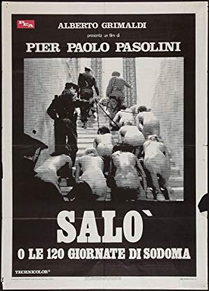Salo o le 120 giornate di Sodoma 1975 with English Subtitles 2