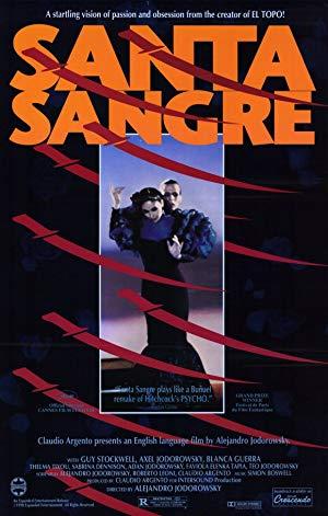 Santa sangre 1989 2