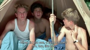 Scout toujours 1985 with English Subtitles