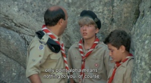 Scout toujours 1985 with English Subtitles 10