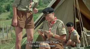 Scout toujours 1985 with English Subtitles 5