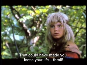 Sigurd Drakedreper 1989 with English Subtitles 6