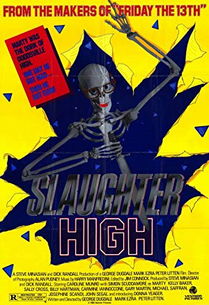 Slaughter High 1986 1