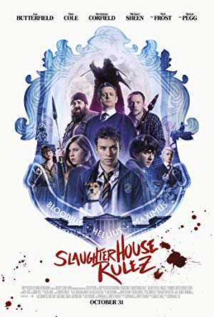 Slaughterhouse Rulez 2018 2